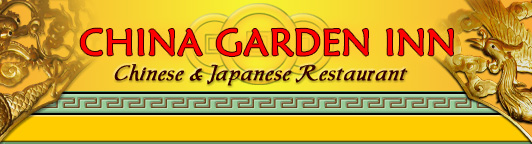 China Garden Inn: Chinese & Japanese Restaurant